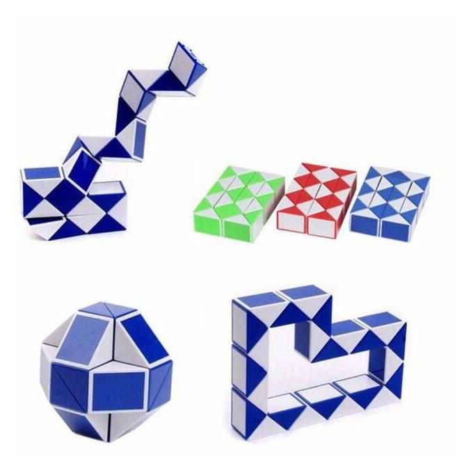 Snack Cube
